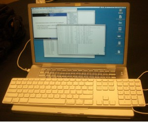Apple klaviatūra