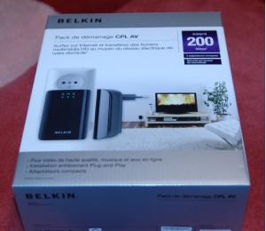 Belkin Powerline AV