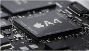 iPad A4 ARM procesorius