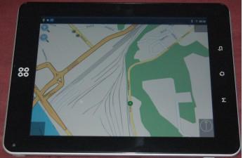 Navit - visai nebloga navigacijos programa