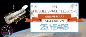 Hubble 25 metai