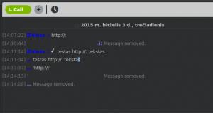 Skype cenzura
