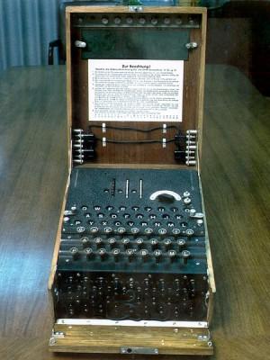 Enigma šifravimo mašina