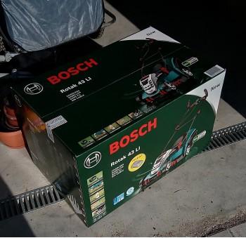 Bosch Rotak 43 Li