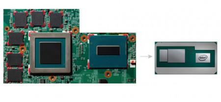 8-os kartos Intel procesorius su AMD grafiniu posistemiu