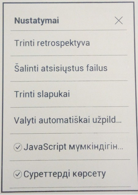 Lietuviško (nu)vertimo pavyzdys