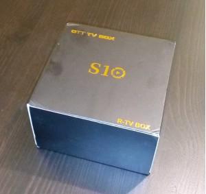 S10 dėžutė