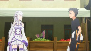 Subaru ir Emilia